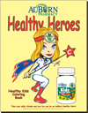 This picture shows AuBurn Pharmacy Healthy Heroes