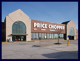 Pictured is the large Overland Park Kansas Price Chopper.